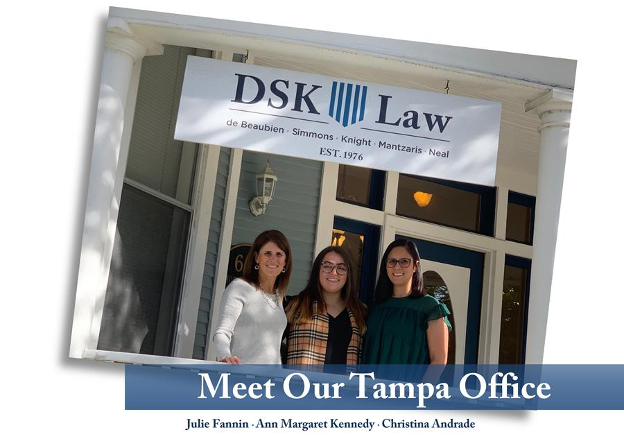 Meet Our Tampa Office