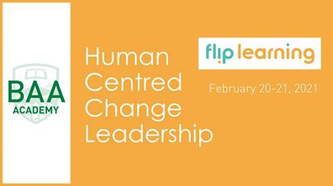 Flip Learning workshop graphic