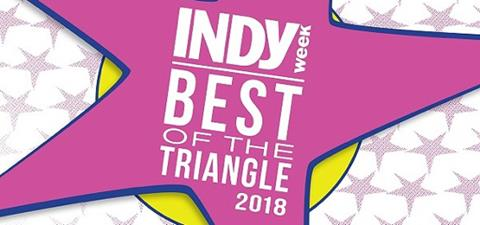 Best of the Triangle: We Won!