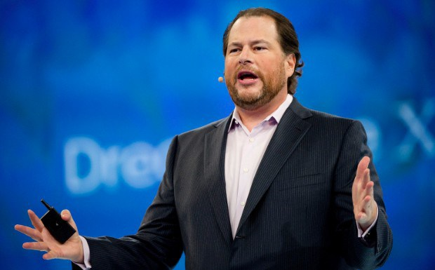 Salesforce CEO