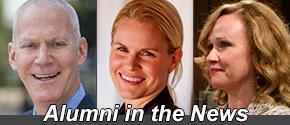 Alumni in the News