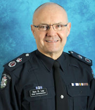 Ken Lay, chief commissioner, Victoria Police, will deliver this year's Lord Mayor's Oration address. Click for more.