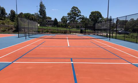 West Epping Tennis Courts