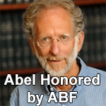 Abel Honored by ABF