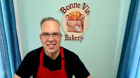 image of Larry Harris of Bonne Vie Bakery