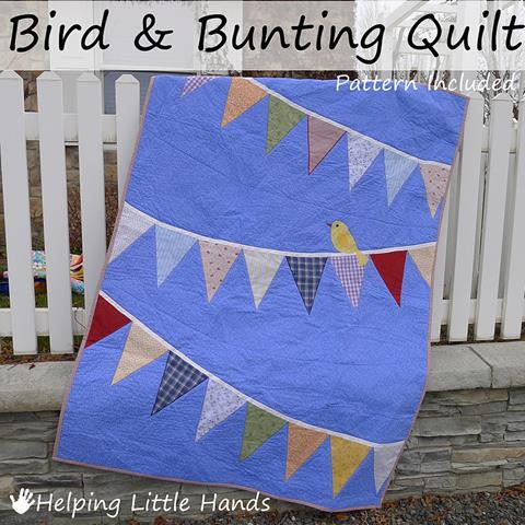 Bunting Quilt