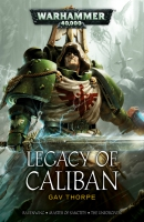 Cover of Legacy of Caliban by Gav Thorpe