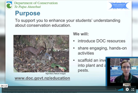 Introduced predators webinar