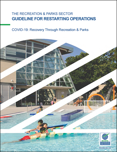 Cover of the BCRPA Restart Report
