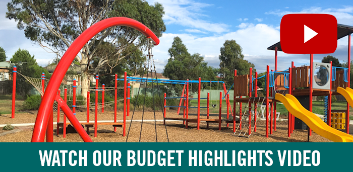 Budget highlights video image