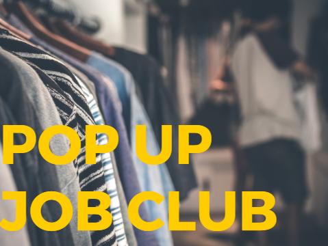 Pop up job club