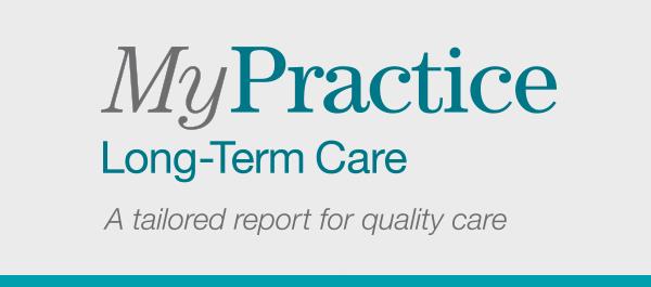 MyPractice Long-Term Care wordmark