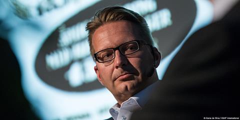 Volvo's Niklas Gustavsson