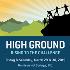 Poster for High Ground: Rising to the Challenge