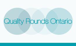 Quality Rounds Ontario logo