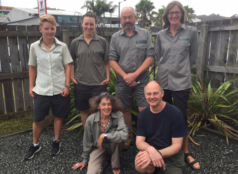 The Fairy Tern Team