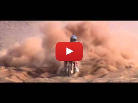 Team HRC Dakar Rally 2015 - Stage 9
