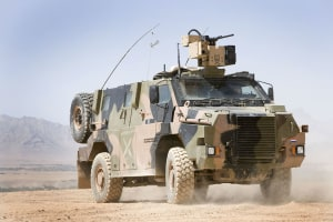 The Netherlands is the second-largest operator of the Bushmaster PMV. Credit: ContactAirLandSea