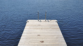 Permits for Docks and Boathouses