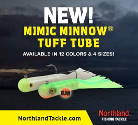 Mimic Minnow Tuff Tube