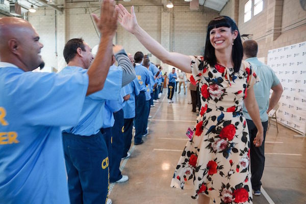 FROM INMATES TO ENTREPRENEURS – USING THE POWER OF COMMUNITY TO TRANSFORM THE HUSTLE