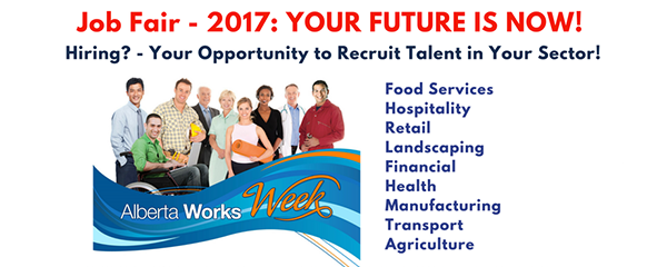 Secure your booth for the2017: Your Future is Now - Job Fair