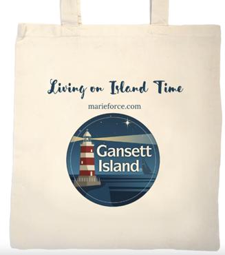 Gansett Island Tote Bag