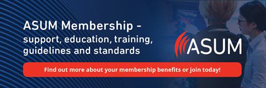 Become an ASUM member