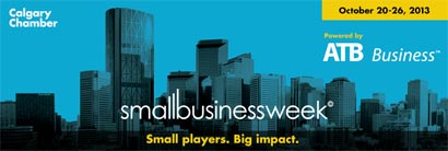 Nominate a company for a Small Business Week Calgary award
