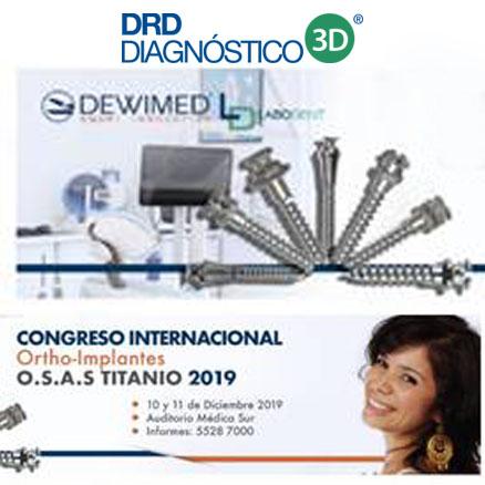 Congreso OSAS Titanio 2019