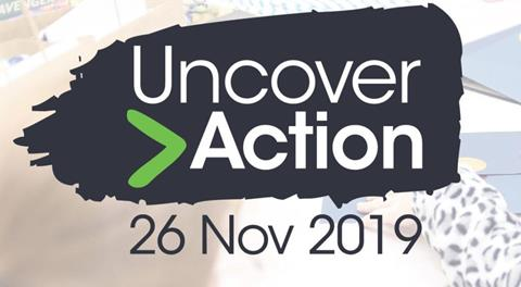 Uncover Action