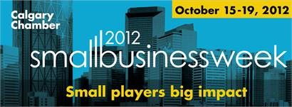 Small Business Week is coming