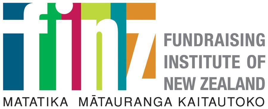Fundraising Institute of New Zealand logo