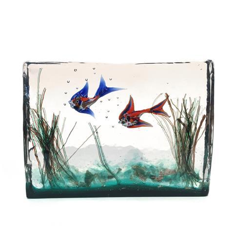 Murano akvarium