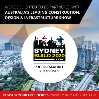 GECA Will Champion Sustainability at Sydney Build Expo 2020
