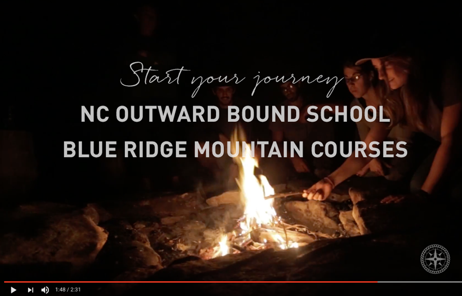 Blue Ridge Mountain Courses Video
