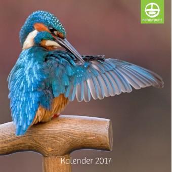 Natuurpuntkalender 2017