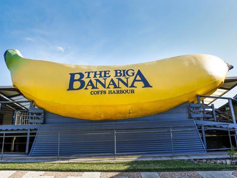 The Big Banana Coff Harbour
