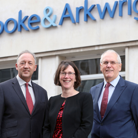 Andrew Gardner, Elizabeth Hill, Michael Lawley, Cooke & Arkwright