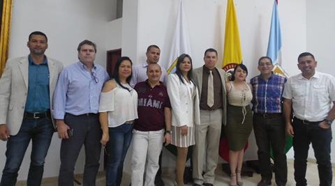Sindicatos de Colombia negocian acuerdo tripartito de política pública de trabajo digno y decente en el Municipio de Bello