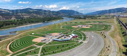 Special Olympics BC Games softball venue