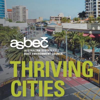 ASBEC Thriving Cities Policy Platform