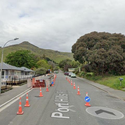 Port Hills Road