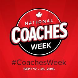 National Coaches Week 2016