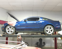 Coming Soon: SideBurners for 2011+ Ford Mustang