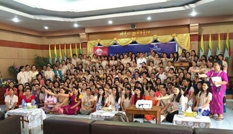 JICHIRO soutient les syndicats du secteur public du Myanmar