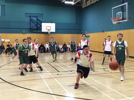 Basketball Regional Qualifier Region 6