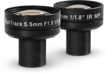 Fast glass M12 lens options.