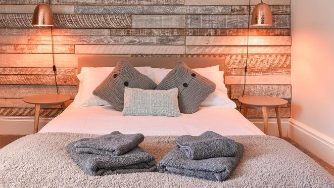 Home-share accommodation