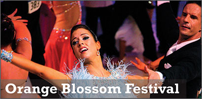 Orange Blossom Dance Festival